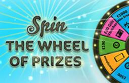 Wink Bingo Launch 'Wheel Of Prizes'