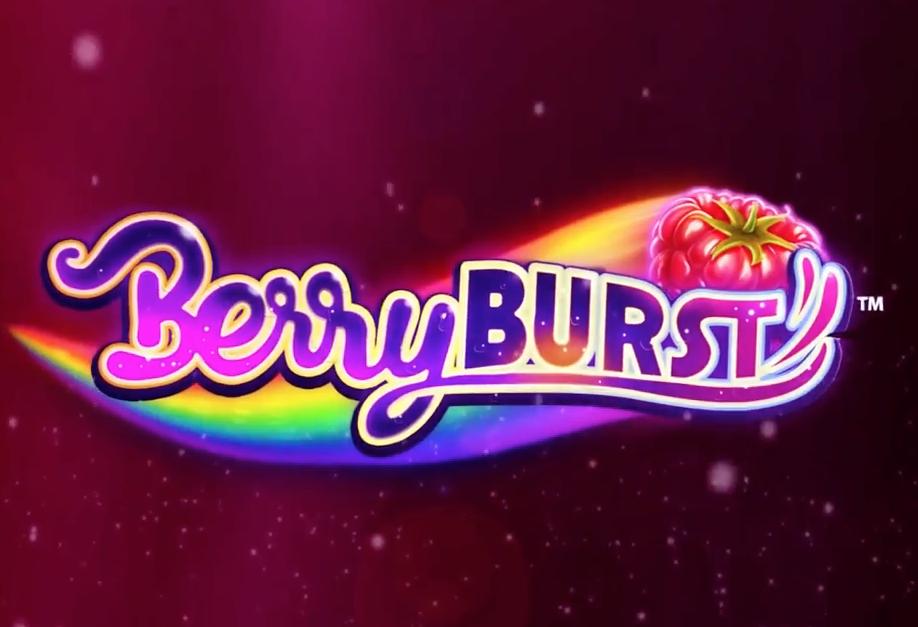 NetEnt To Release BerryBURST Slot